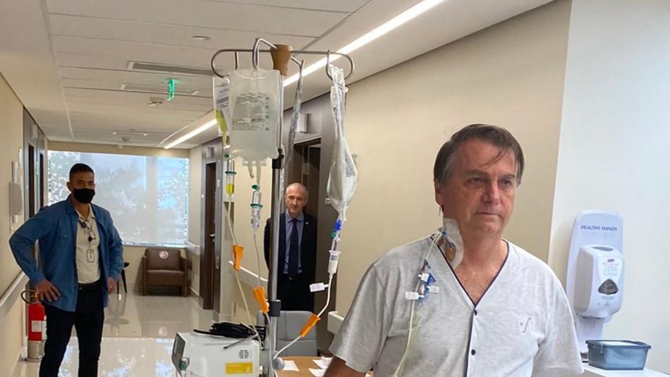 Jefe de equipo médico: Jair Bolsonaro podría recibir el alta médica este domingo