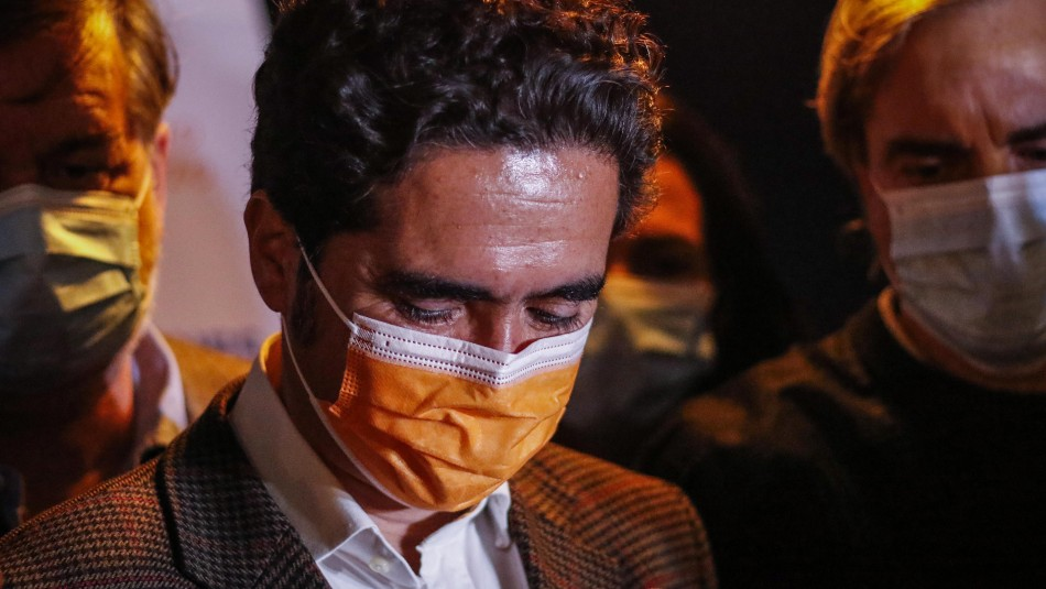 Primarias de Chile Vamos: Ignacio Briones reconoce triunfo de Sebastián Sichel