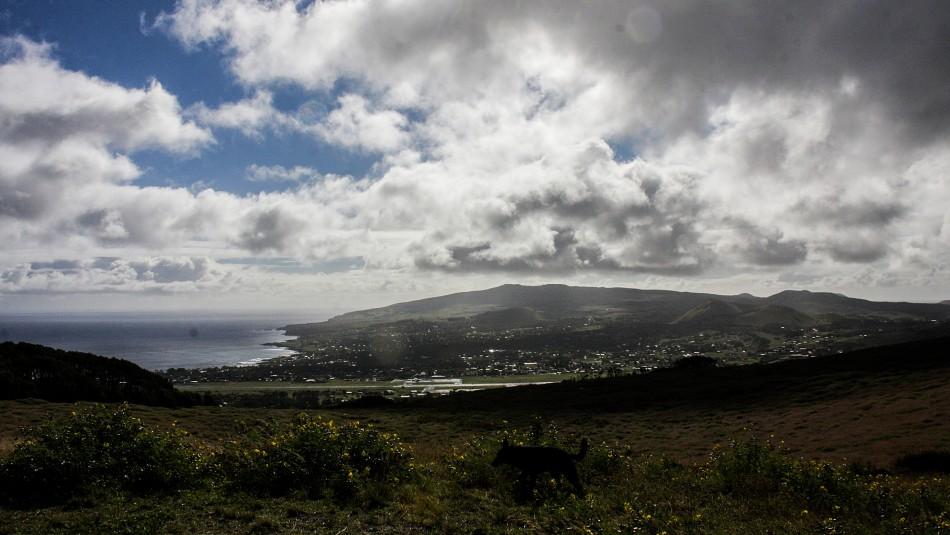 Armada emitió una alerta de marejadas para la isla de Rapa Nui