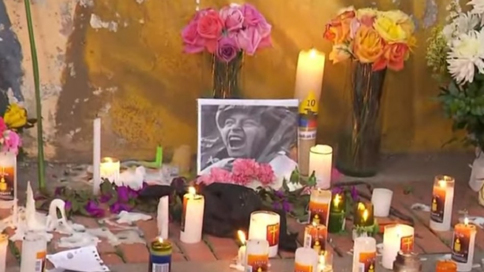 Niño ciclista colombiano muere arrollado por un camión mientras entrenaba