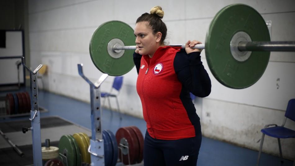 María Fernanda Valdés sufre lesión y podría quedar fuera de los Juegos Olímpicos