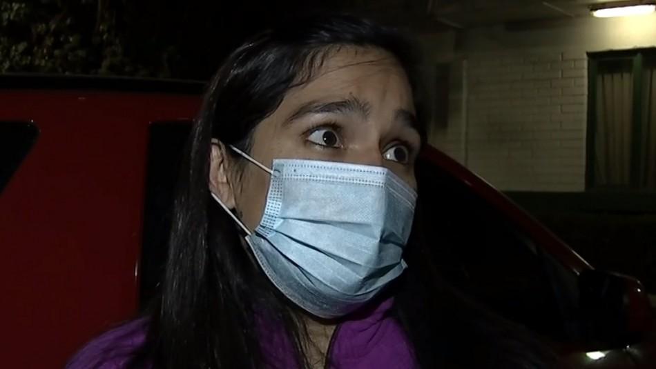 Madre sufre violenta encerrona en Quinta Normal: