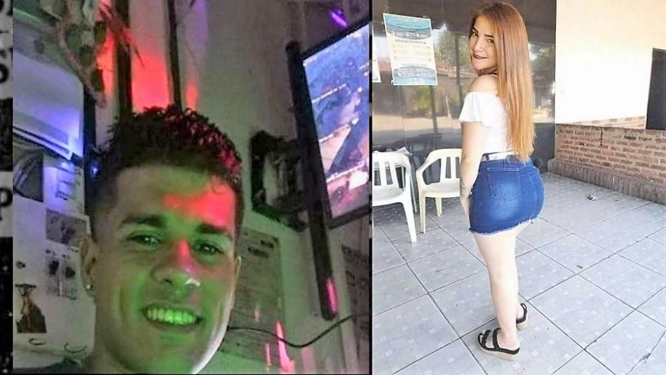 Mujer mata a puñaladas a su novio al descubrirlo con otra tomando licor en un bar