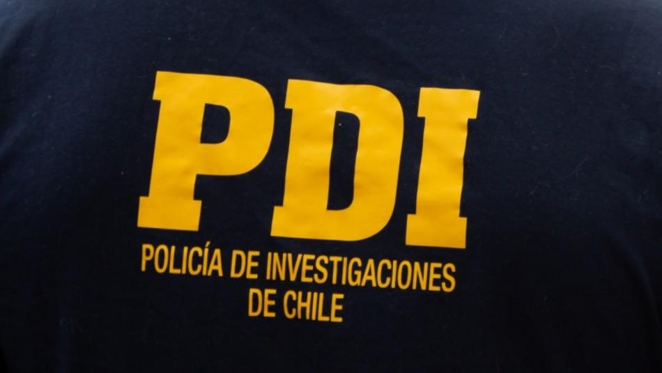 Investigan a funcionario de la PDI acusado de violar a la pareja de un colega