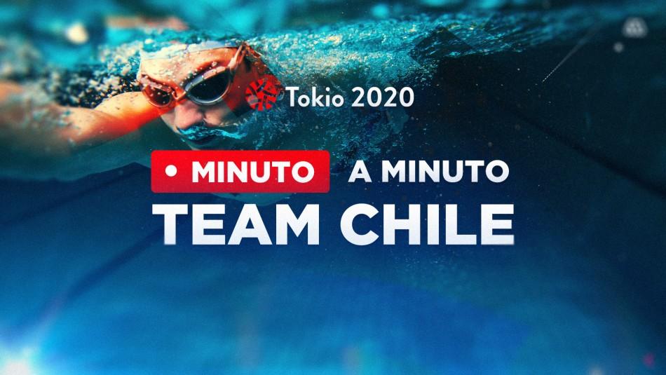 Team Chile en Tokio: Sigue a los deportistas chilenos en los Juegos Olímpicos
