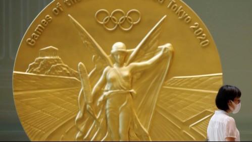 Revisa el medallero de los Juegos Olímpicos Tokio 2020