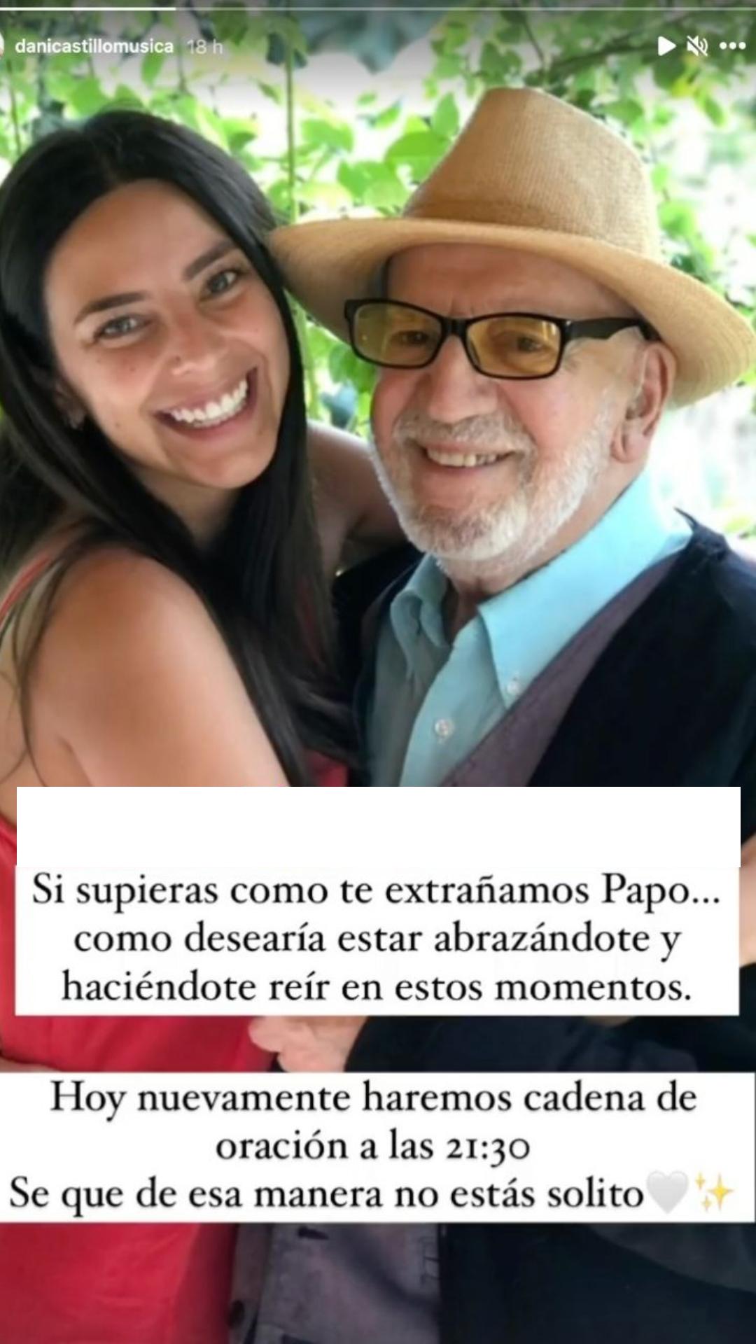 La historia de Daniela Castillo