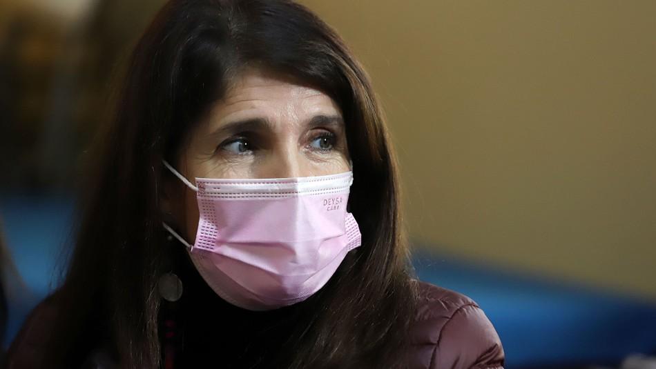 Paula Narváez descarta bajar candidatura y reconoce que el escenario es