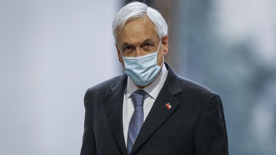 Proyecto de bono de casi $15 millones: Piden audiencia con Piñera por pérdidas de Fondo E de AFP