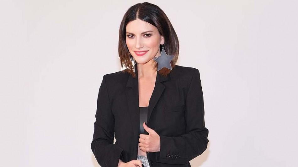 Laura Pausini sorprende a sus fans y anuncia que actuará en una película de su propia vida
