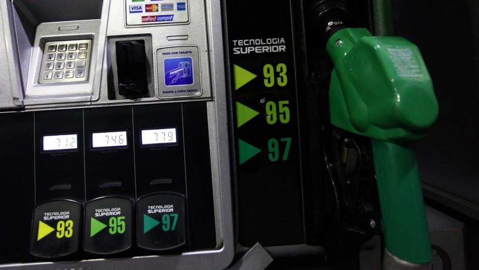 Precio de las bencinas vuelve a subir: Van 34 semanas consecutivas al alza