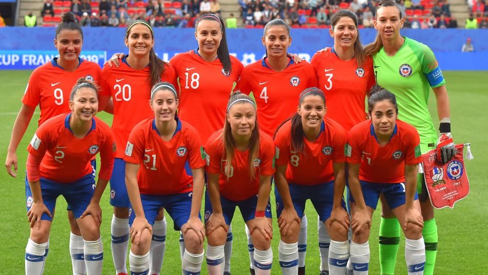 La Selección Chilena Femenina debuta en Tokio 2020.