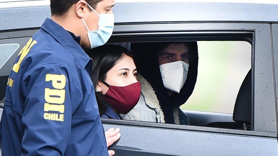 Mantienen prisión preventiva de Martín Pradenas tras rechazo de recurso de amparo