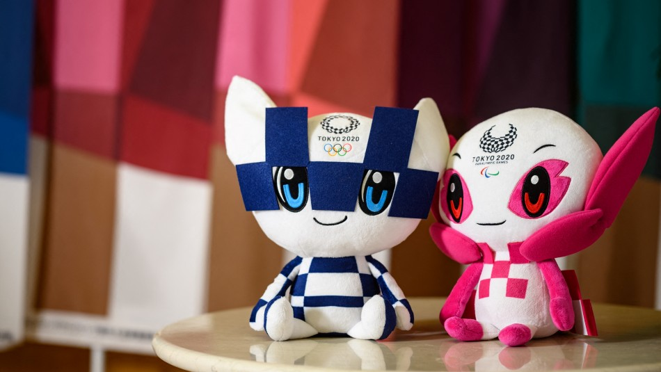 Miratoiwa y Someity, las mascotas de Tokio 2020.