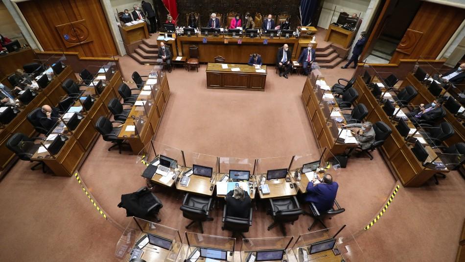 Senado aprueba matrimonio igualitario y despacha proyecto a la Cámara de Diputados