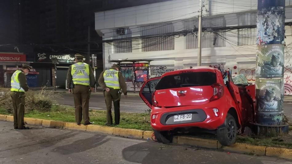 Fatal accidente de tránsito en San Miguel: Conductora falleció tras violento choque