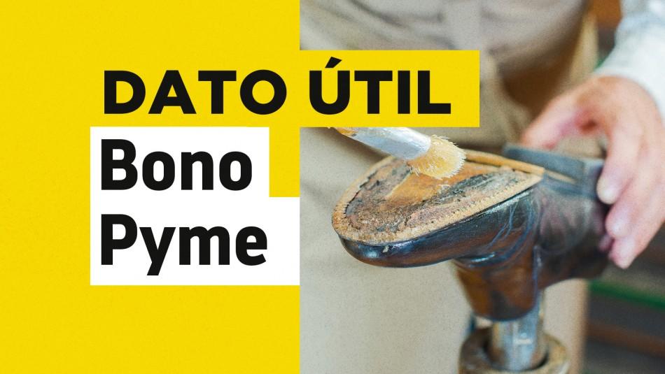Bono adicional para pymes