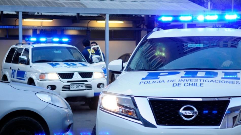 PDI desarticula peligrosa banda criminal de Puente Alto apodada