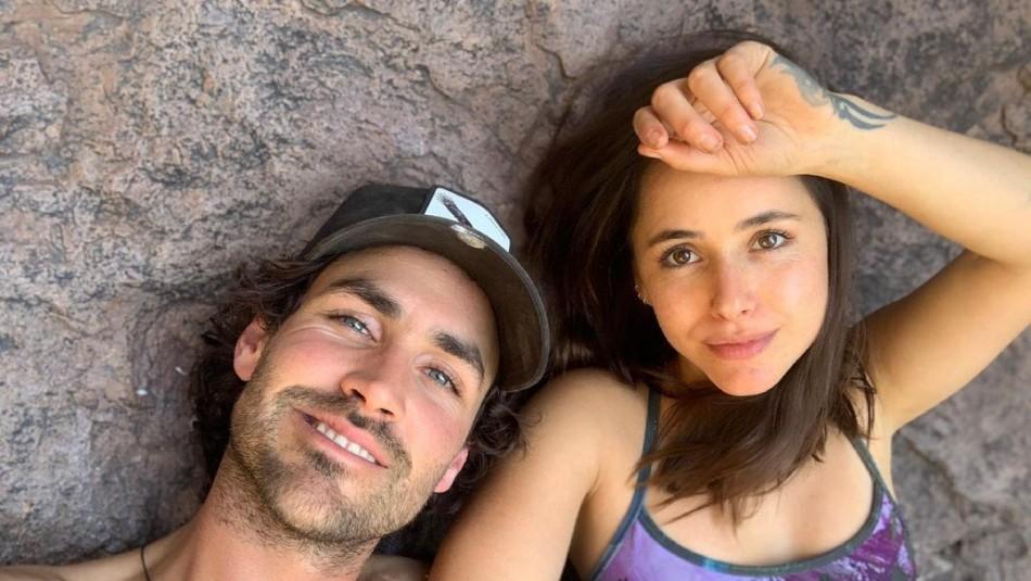 Juanita Ringeling y Matías Assler