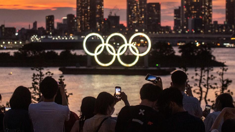 Los deportistas chilenos que desfilarán en ceremonia inaugural de los Juegos Olímpicos de Tokio