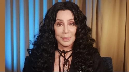 Cher reaparece en Italia con ceñidos leggings y es la envidia de muchas a sus 75 años