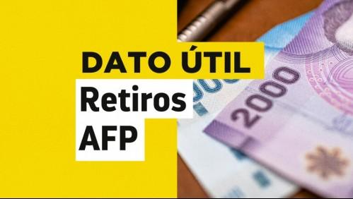 Retiros del 10%: ¿Hasta cuándo puedo solicitar mis fondos de las AFP?