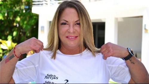 La doctora Ana María Polo se relaja y comparte un video divirtiéndose en traje de baño