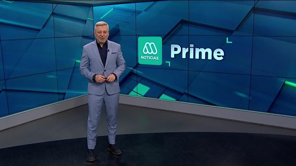 Meganoticias Prime - Viernes 23 de julio 2021