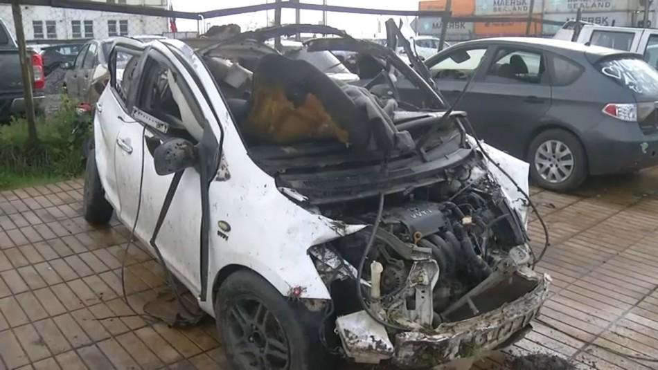 Confirman tercer fallecido en accidente de tránsito en que murió