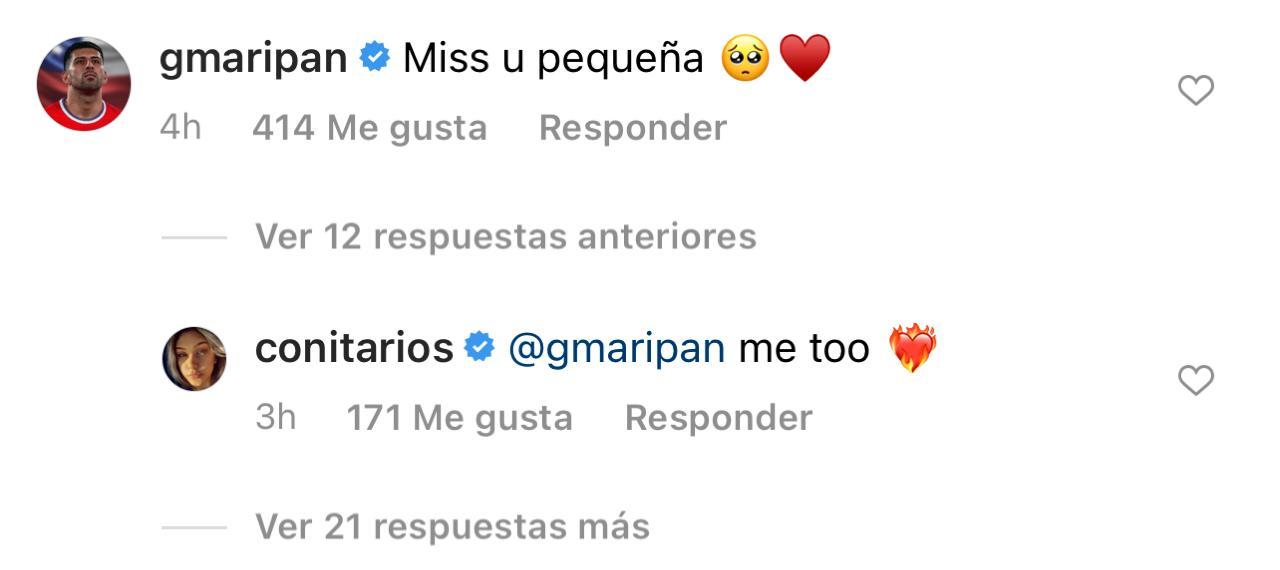 Comentario de Guillermo Maripán a Constanza Ríos