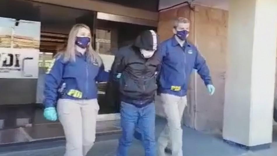 Detienen a acusado de violar y golpear a su expareja: al escapar se había llevado a sus hijos