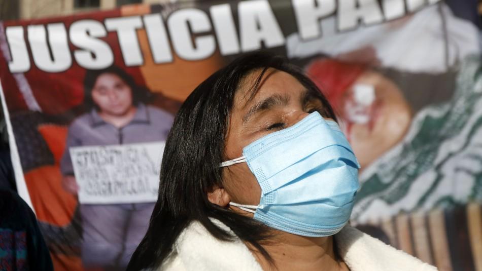 Caso Fabiola Campillai: Vuelven a revocar prisión preventiva a excarabinero imputado