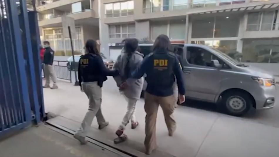 Incautan 8 millones en drogas en comuna de Santiago: Madre e hijo fueron detenidos