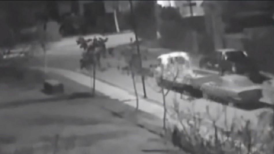 Familia denuncia el robo de su camión en Quilicura: Piden mayor dotación policial en el sector