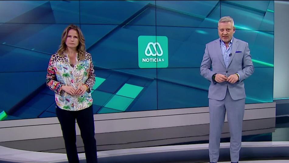 En vivo Mega: Las noticias con Meganoticias Prime - Miércoles 11 de agosto 2021