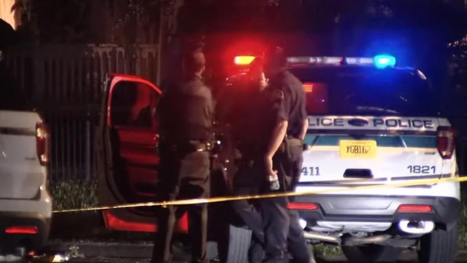 Madre es asesinada a tiros por su novio frente a sus dos hijos aterrorizados dentro de su auto