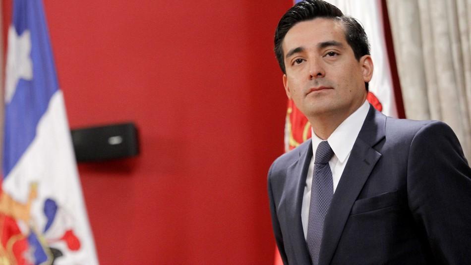 Exministro Peñailillo, un exdiputado y 32 personas no seguirán siendo investigadas por caso SQM