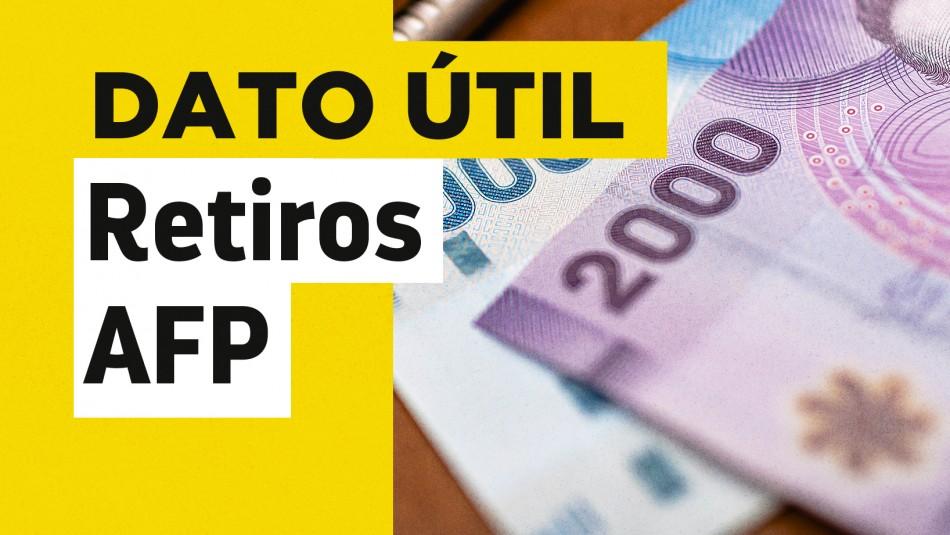 Retiro 100 fondos AFP