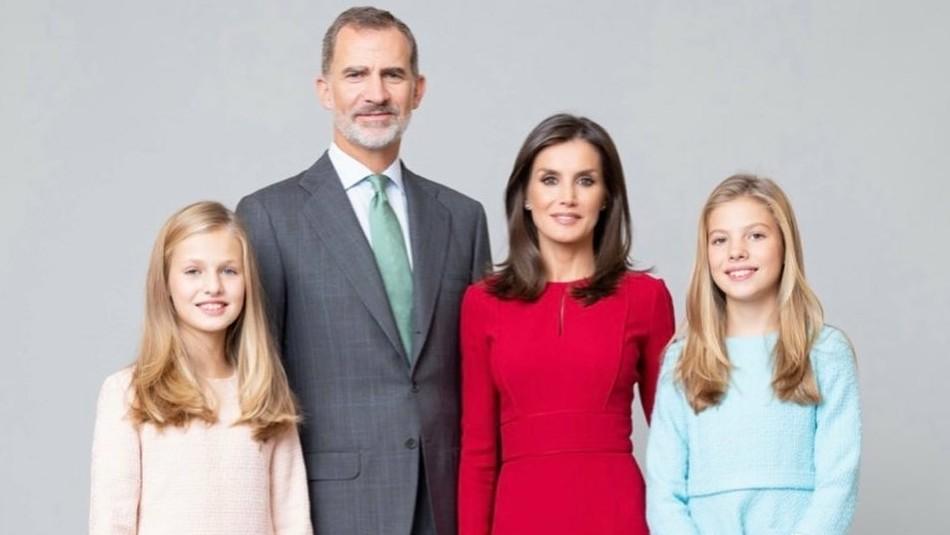 Las hijas de la reina Letizia aparecen en sus vacaciones: ¡Están más alta que su mamá!