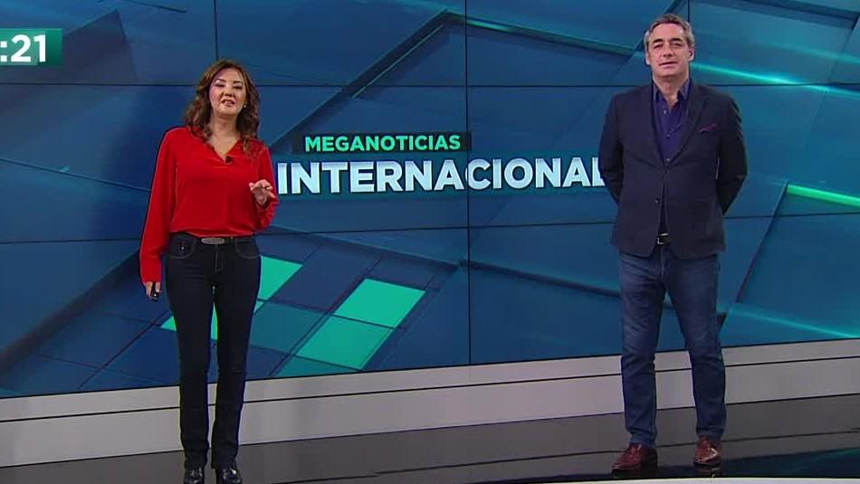En vivo Mega: Meganoticias Amanece con Priscilla Vargas y José Luis Repenning
