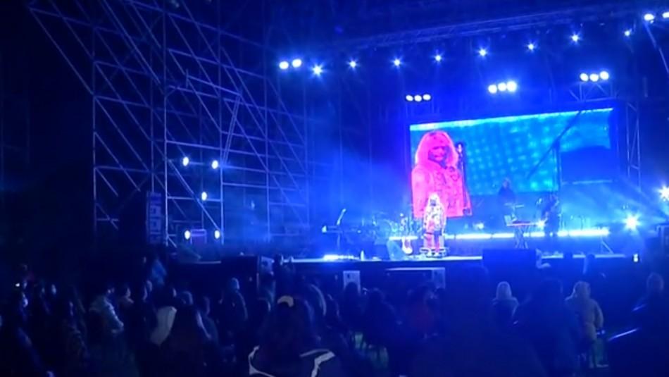 Con aforo de mil personas se realizó primer concierto en el país desde el inicio de la pandemia