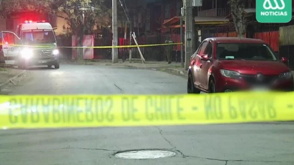 Portonazo fallido en la comuna de Puente Alto terminó en balacera