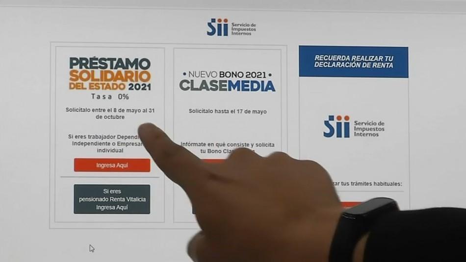 Inició postulación de Préstamo Clase Media: Se han procesado más de 2 millones de solicitudes