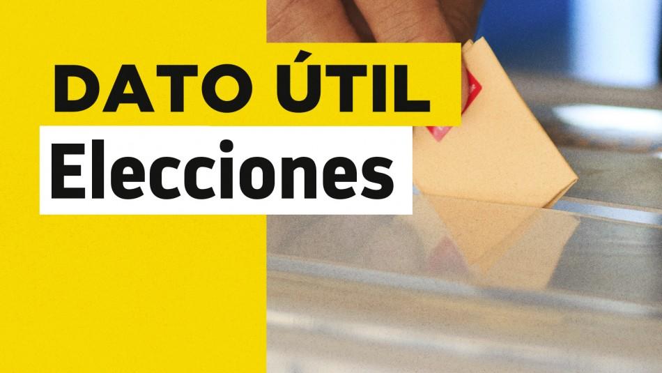 Elecciones de senadores Chile 2021