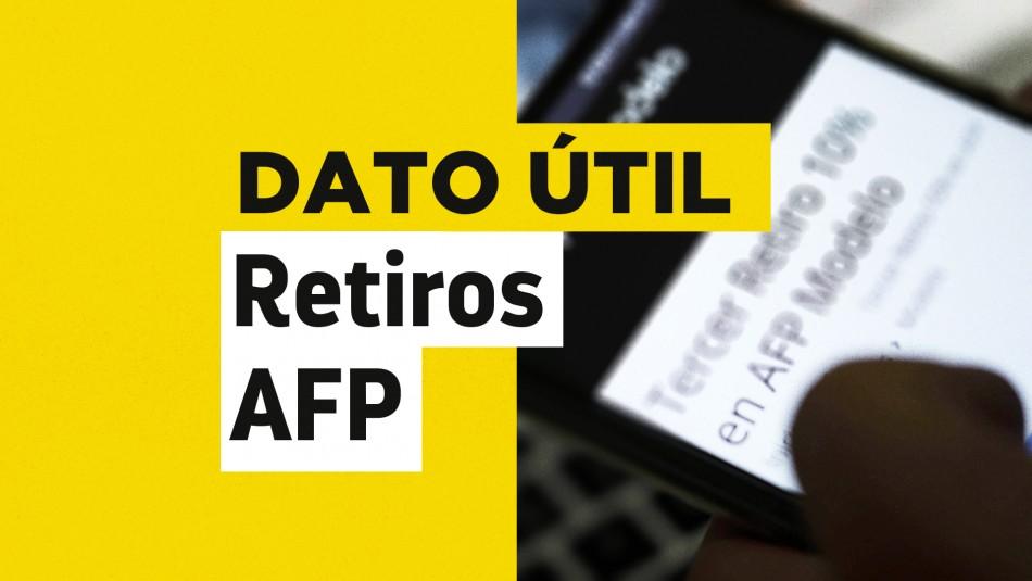 Cuarto retiro del 10%: ¿Quiénes no podrían sacar su dinero de la AFP?