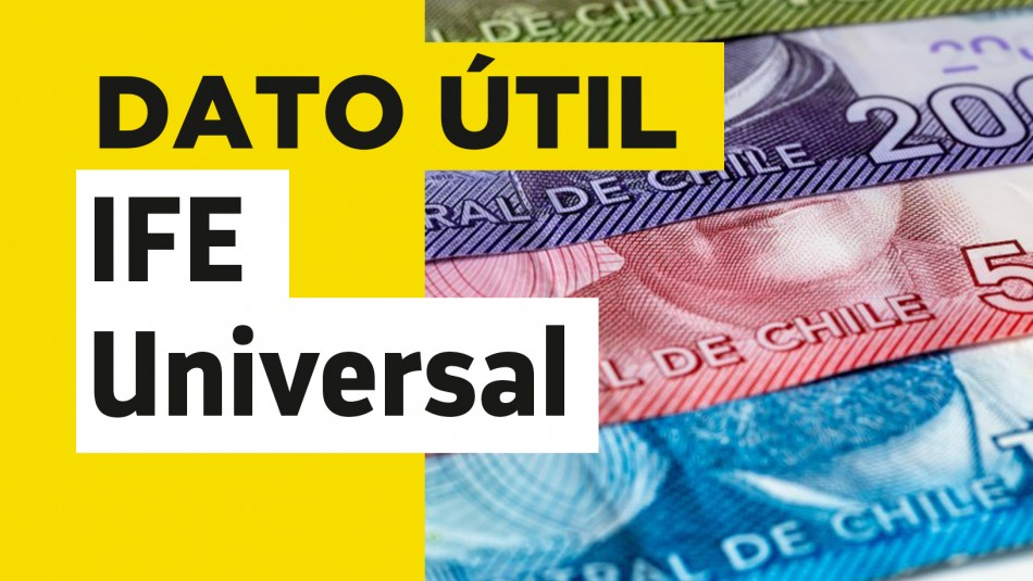 IFE Universal pagos de septiembre
