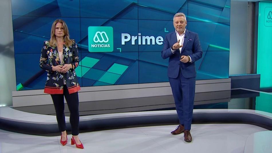 Meganoticias Prime - Jueves 12 de agosto 2021