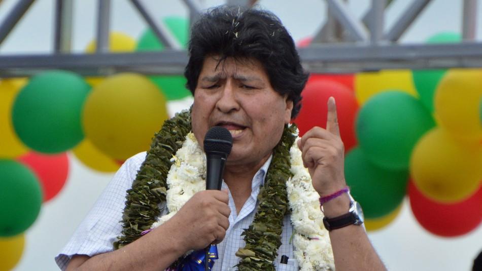 Evo Morales sobre la pandemia: