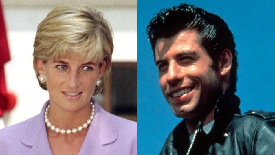 La noche en que John Travolta bailó con la princesa Diana: