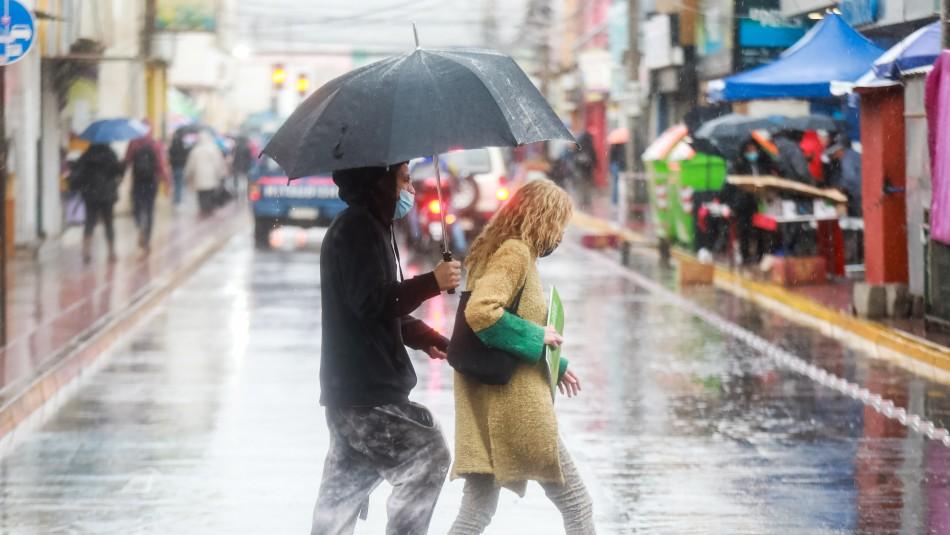 Lluvias en Santiago y el resto del país: Conoce cuándo comenzarán las precipitaciones